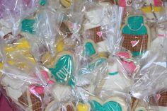 My Bridal Shower Cookies