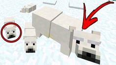 LIBERADO NOVO URSO POLAR NO MINECRAFT PE 0.16.0 !! ( Minecraft Pocket Ed...