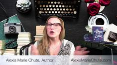 Day 23   80 Days of Writing with Author Alexis Marie Chute of The 8th Is...