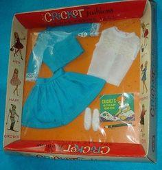 """Tressy Sister Cricket Doll Fashion """"Fan Club Fun"""" American Character   eBay"""