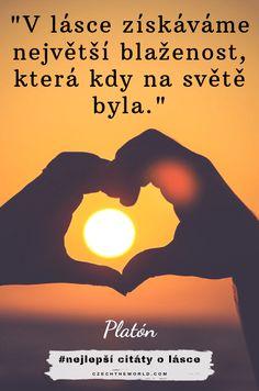 V lásce získáváme největší blaženost, která kdy na světě byla._ Platón - Citáty o lásce True Love, Movie Posters, Wallpaper, Real Love, Film Poster, Wallpapers, Billboard, Film Posters