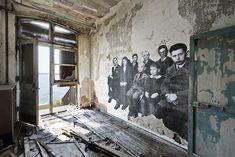Unframed – JR at Ellis Island