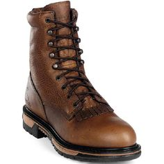 6722 Rocky Men's Ride Lacer Safety Boots