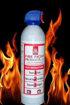 FireFight Products offers RV fire extinguishers | RV Daily Report | Breaking RV Industry News and Campground Information