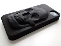 The Skull iPhone Case Comes from French Artist Hugo Arcier