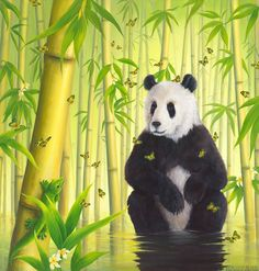 The Bamboo Forest | Borsini-Burr Gallery