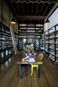 Albert St Food & Wine - Melbourne Design Awards