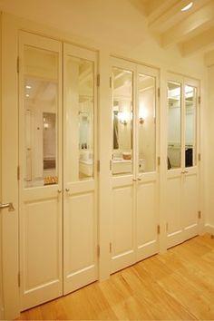 Eclectic Storage u0026 Closets Photos Sliding Closet Door Design Ideas,  Pictures, Remodel, and