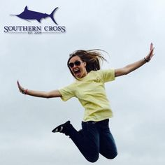Leap into Spring with us! #leapday2016 #southerncrossapparel #southerncrossapparelgirls