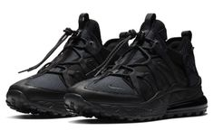 check out c4ebd 91b3b Triple Black Covers The New Nike Air Max 270 Bowfin The Nike Air Max 270  Bowfin