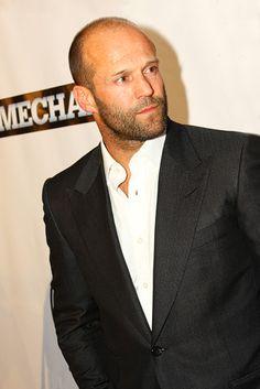 This man makes balding sexy