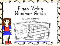 Place Value Number Grids is a resource for helping students understand the different forms in which numbers can be written.