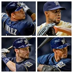 Brewers 4 All Stars