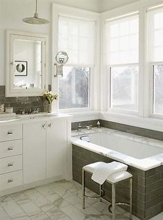 Undermount Tubs Design, Pictures, Remodel, Decor and Ideas - page 3