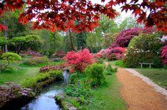 Exbury Gardens, England
