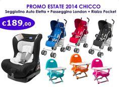 PROMO ESTATE 2014 CHICCO!! Non perdere questa occasione!! http://www.lachiocciolababy.it/bambino/promo_estate_-7483.htm