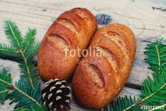 Homemade Bread Baked at Home, Bio Ingredients - Rustic Organic Loaf of bread - Rural Bakery. Natural light, moody background  #Food #Fotolia -  https://fotolia.com/id/123713285   #bakery #bake #foodphoto #home #healthylife #healthyliving #health #BeHealth #autumn #fall #bread