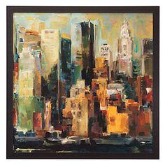 New York New York | Framed-art | Art-by-type | Art | Z Gallerie
