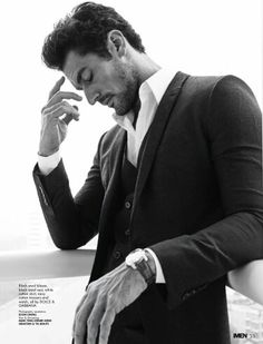 David Gandy for Style: Men Singapore  January 2016
