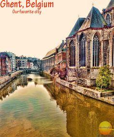 Why Ghent is my favorite city in Belgium - Nextbiteoflife