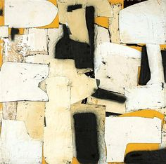 X-L-31-62 Artist: Conrad Marca-Relli Completion Date: 1962 Style: Abstract Expressionism Genre: abstract