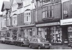Hamilton Road, Felixstowe 1969