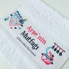 Cross Stitch Embroidery, Towel, Cross Stitch Kits, Cross Stitch Kitchen, Amigurumi, Needlepoint, Hobbies, Cross Stitch, Crosses