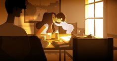 Pascal Campion is a French-American illustrator and animator who created the lovely illustrations of Happy family. Pascal Campion, Family Illustration, Illustration Art, Mom And Baby, Baby Love, Future Maman, Small Moments, Family Love, Happy Family