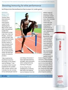 Max featured in Functional Food & Drink magazine