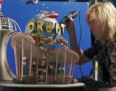 Orbit Coffee Shop Model