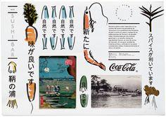 Bcn Sushi Bar - RUN: disseny gràfic - diseño gráfico - graphic design - graphisme