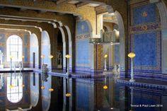 Roman pool.