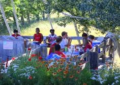 Summer Outdoor Group Games