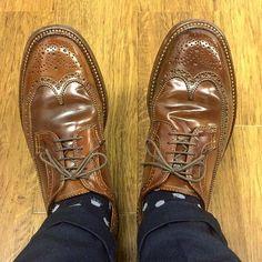 久しぶりのウィスキー I wear Alden whiskey shellcordovan LWB today. #alden #オールデン #足もと倶楽部 #leathershoes #horween #shellcordovan #fashion #kicks #todayskicks #Tokyo #KOTD #aldenarmy #YOLO #tagsforlike #tflers #instagood #instadiary #instalike #instapic #instaphoto #madeinusa #leathergoods #shoestagram #instashoes #shoeporn
