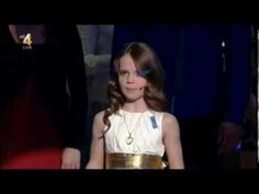"Amira Willighagen - Encore / Toegift - 2nd time ""Nessun Dorma"" after Results Finals HGT 2013"