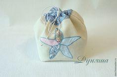 Шьем подарочный мешочек с морской звездой - Ярмарка Мастеров - ручная работа, handmade