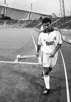 Luis Figo | Real Madrid