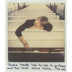 See All 65 of Taylor Swift's 1989 Polaroids ❤ liked on Polyvore featuring taylor swift, polaroids, taylor, backgrounds and 1989 polaroids