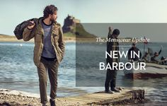 Discover new season Barbour, just landed - http://pynck.com/2017/02/discover-new-season-barbour-just-landed.html