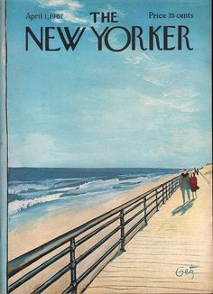 The New Yorker April 1 1967