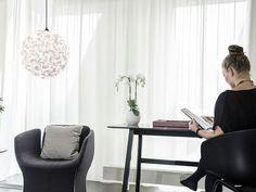 "Vita Lora white – Modish Store • Dimensions: 17.7"" Dia/ 17.7"" H • Material: Polypropylene • Style: Modern"