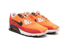 Air Max Lunar90 WR by Nike. The Nike Air Max Lunar90 WR is definitely the most far-reaching reassessment of a classic sneaker. Hyperfused upper and plush Lunar outsole, standing out in this Team Orange/Red Clay sneakers. http://www.zocko.com/z/JJ2dK