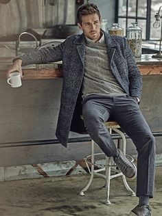 men's fashion & style - Olzen Autumn/Winter 2015