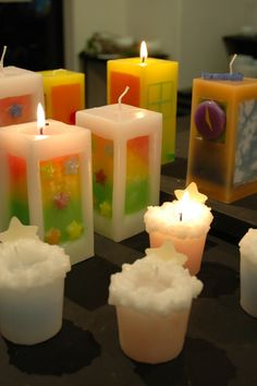 Candle Craft Contest 2007 15 KIZUKI