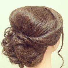 Freelance hairstylist Charlotte, NC www.danaraiabridal.com Instagram: danaraiabridal