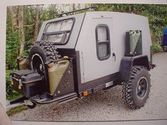 Teardrop camper off-road conversions Cargo Trailer Camper Conversion, Off Road Camper Trailer, Trailer Build, Camper Trailers, Teardrop Trailer Plans, Teardrop Campers, Rv Campers, Off Road Teardrop Trailer, Utility Trailer Camper