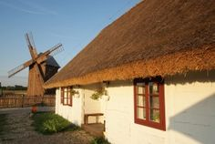Mill Farmstead - a small open air museum with restaurant, where you can taste regional dishes