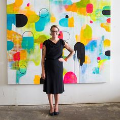Lisa Congdon Illustrator and Fine Art Began in her 30's and mostly self taught!