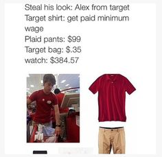 Alex from target Alex From Target, Target Employee, Relationship Goals, Relationships, Haha Funny, Lol, Funny Quotes, Funny Memes, Teen Posts