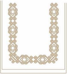 punto caterina de medici come si fa ile ilgili görsel sonucu Cross Stitch Borders, Cross Stitching, Cross Stitch Patterns, Blackwork, Celtic Border, Needlepoint Stitches, Lace Making, Bargello, Bobbin Lace